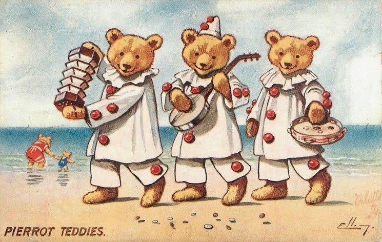 Днем, медведи белые открытки с днем рождения