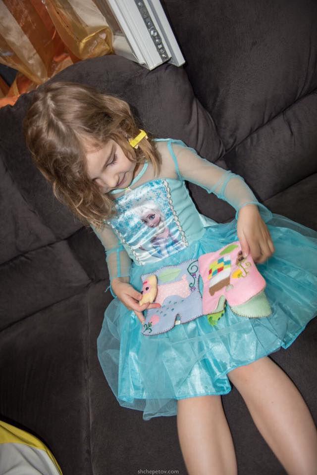 домик для кукол, игрушки для детей