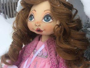 Про Волосы для кукол. Ярмарка Мастеров - ручная работа, handmade.
