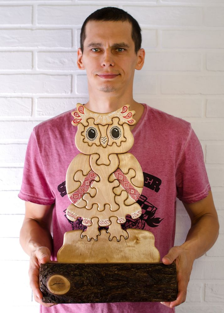 сувениры из дерева, деревянные пазлы, развивающие игрушки