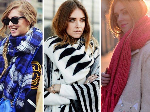 Как носить платки, шали и палантины! | Ярмарка Мастеров - ручная работа, handmade