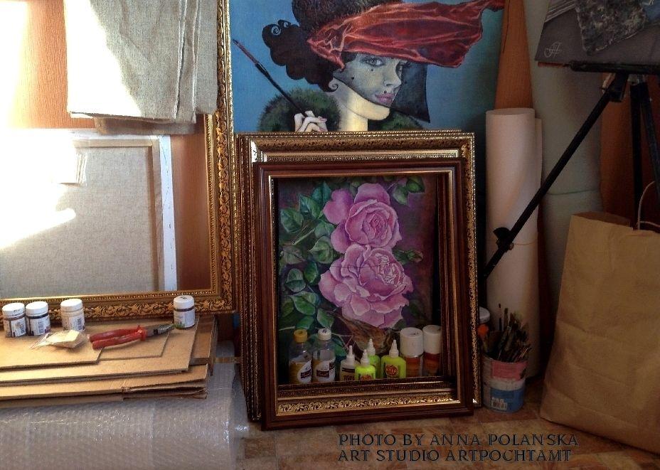 заказать картину интернет, украшаем дом картинами, artist anna polanska