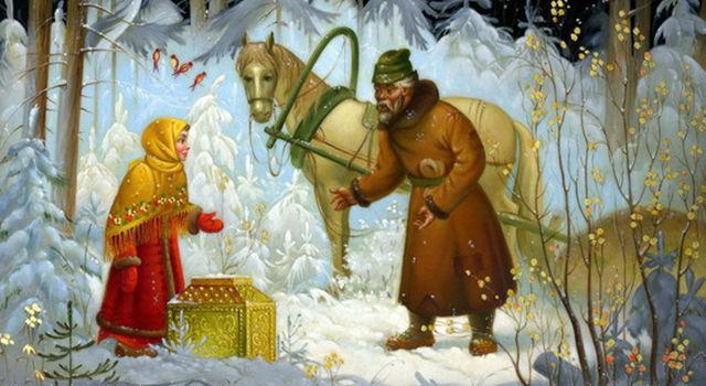 Сказки про Рождество и Новый год