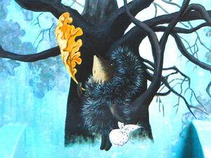 Вечный календарь Ёжик в тумане. Ярмарка Мастеров - ручная работа, handmade.