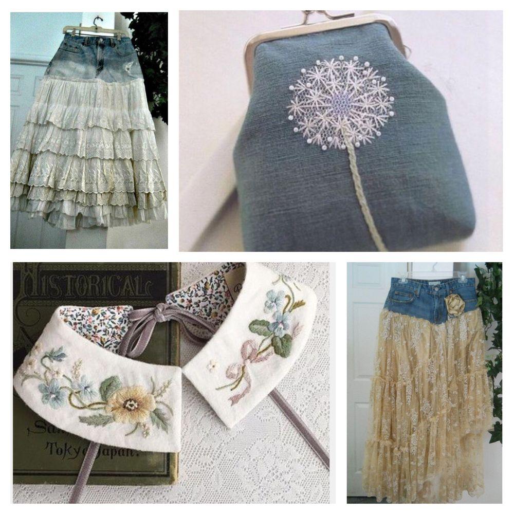 Переделанные юбки фото