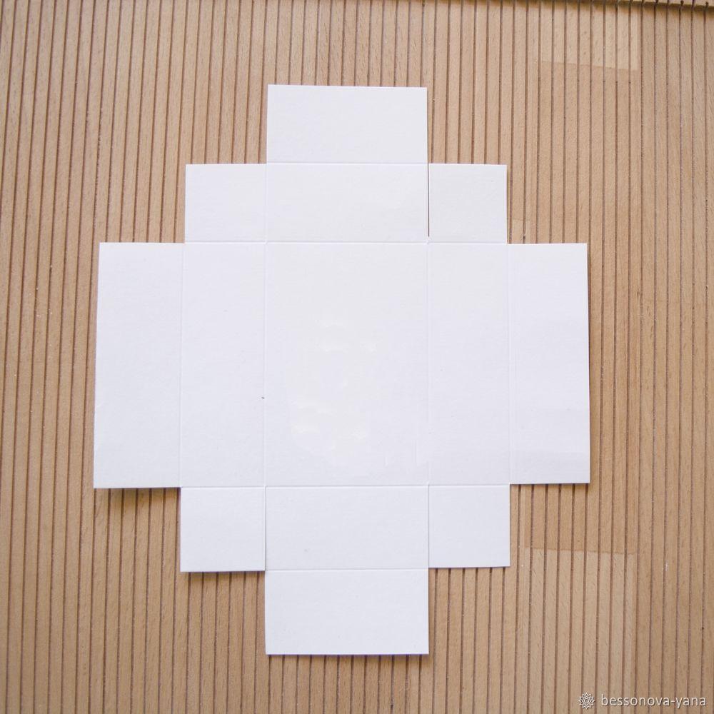 Делаем коробку для своих изделий, фото № 6