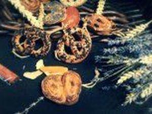 Осенняя пора и плюшки. Ярмарка Мастеров - ручная работа, handmade.