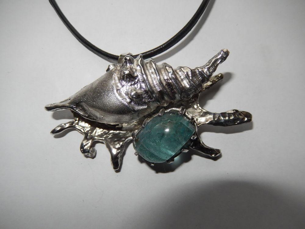 серебряные украшения, украшения ручной работы, кулон
