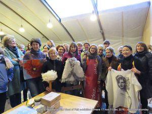 Мастер-шоу в Голландии, второй этап выставки