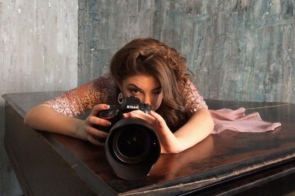 поиск модели для фотографа домах