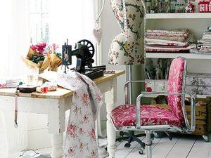Рабочее место мастера и организация хранения рукодельных запасов :) | Ярмарка Мастеров - ручная работа, handmade