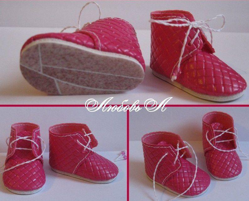 Шьем ботиночки для куклы (МК), фото № 9