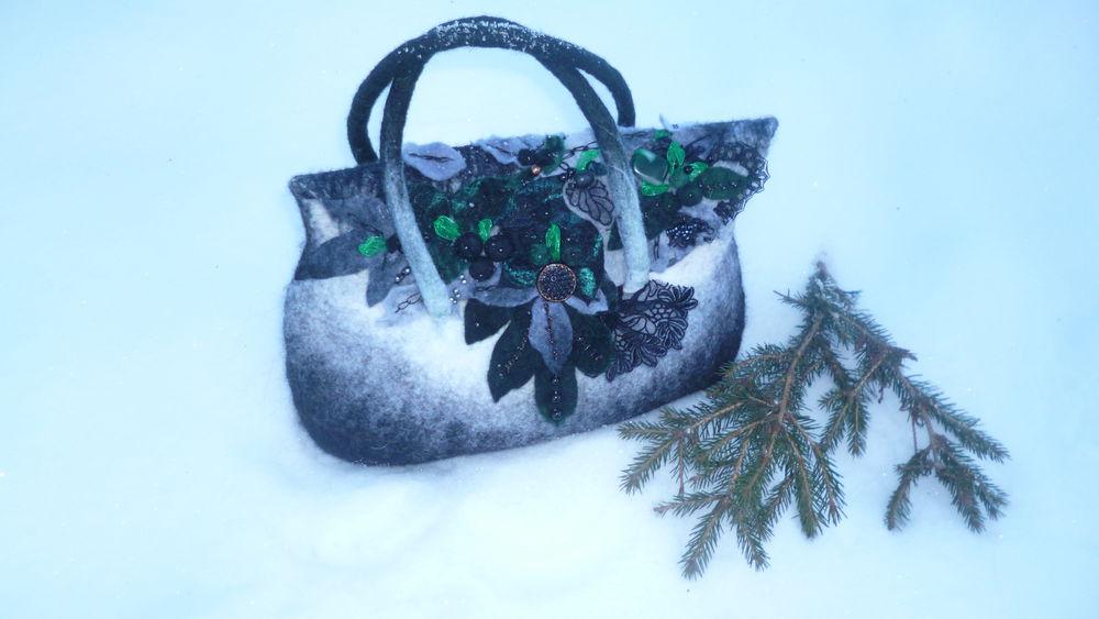конкурс, подарок, конкурс магазина, войлочная сумка