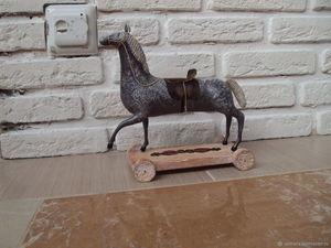 Лошадки. Ярмарка Мастеров - ручная работа, handmade.