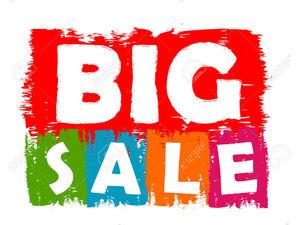 Глобальная распродажа материалов Big Sale уже началась!. Ярмарка Мастеров - ручная работа, handmade.