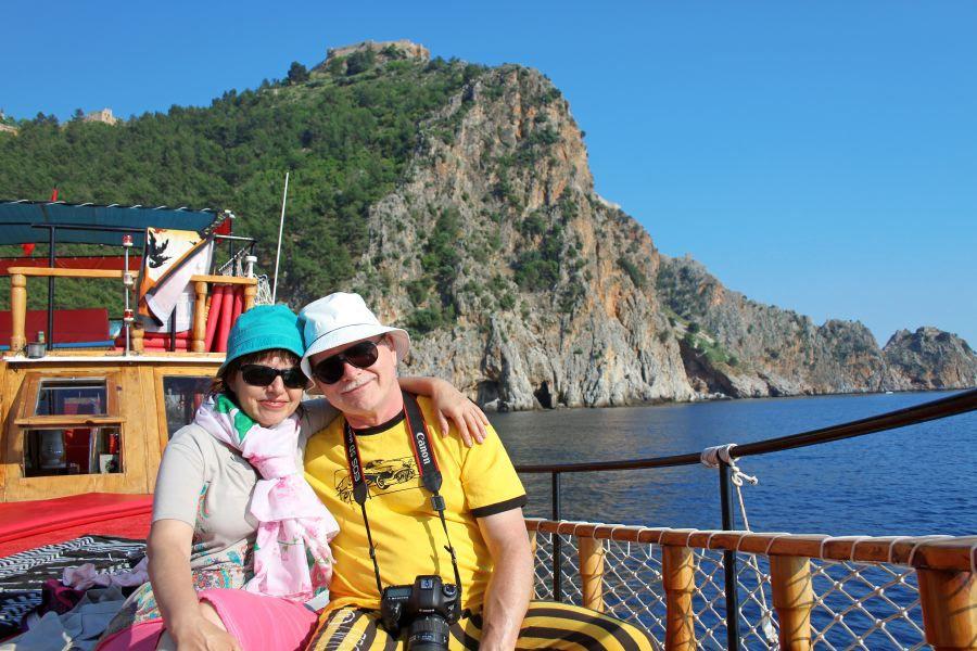 как прожить на пенсию, жить у моря, турция