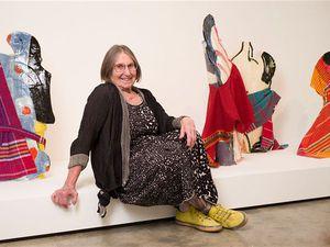 Керамические обои и другие чудеса 85-летней Betty Woodman. Ярмарка Мастеров - ручная работа, handmade.