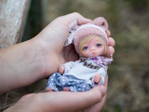 Новая тедди долл 14000 рублей и бесплатная доставка до 3 августа! | Ярмарка Мастеров - ручная работа, handmade
