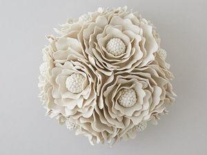 Amazing Porcelain Gardens of Vanessa Hogge. Livemaster - handmade