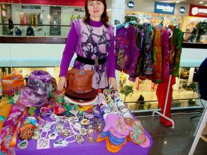 Выставка- продажа с 02.10.17 по 06.10.17 в Сан-Сити. Ярмарка Мастеров - ручная работа, handmade.