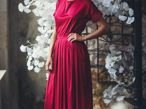 Вечерние платья  «Созвездие»  со скидкой 30%. Ярмарка Мастеров - ручная работа, handmade.