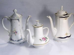 Чайники от мануфактур Winterling, Mitterteich, MR. Ярмарка Мастеров - ручная работа, handmade.