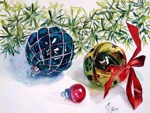 Декабрьский настрой на праздник. Ярмарка Мастеров - ручная работа, handmade.