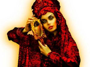 Магия Макияжа. + Два Волшебных Рецепта.В копилку женщинам!. Ярмарка Мастеров - ручная работа, handmade.
