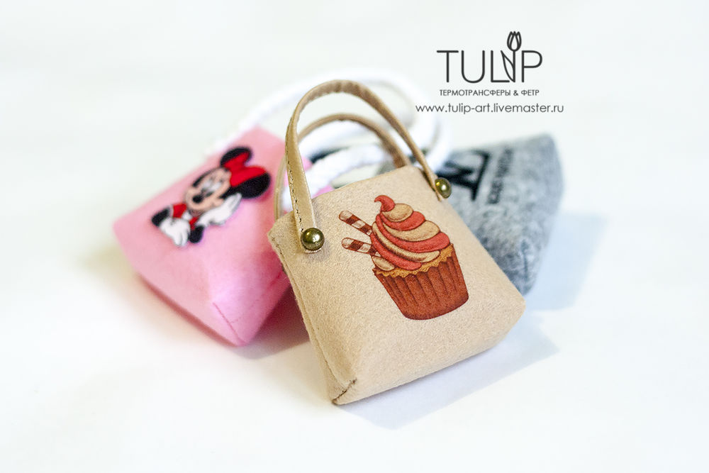 0a2e5eb9ed70 Шьем обновки для кукол: три маленькие сумочки – мастер-класс для ...