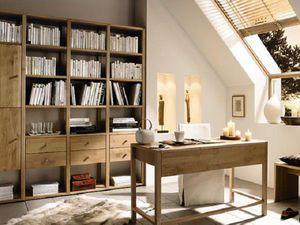 Домашний кабинет из массива дерева   Ярмарка Мастеров - ручная работа, handmade