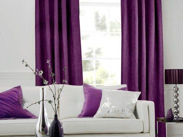 Творческий шарм: насыщенный фиолетовый в интерьере | Ярмарка Мастеров - ручная работа, handmade