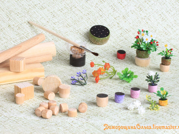 За кулисами или от палочки до готовой работы | Ярмарка Мастеров - ручная работа, handmade