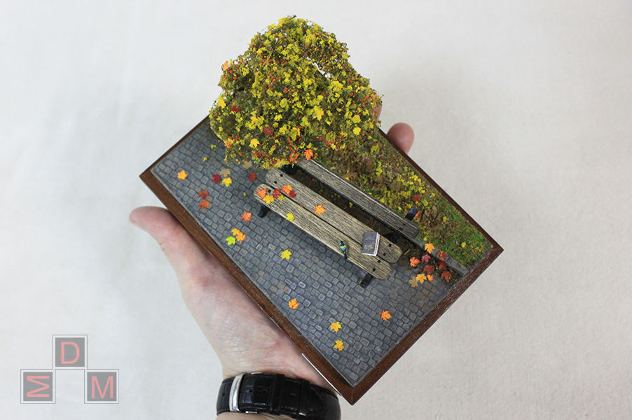 осенняя миниатюра