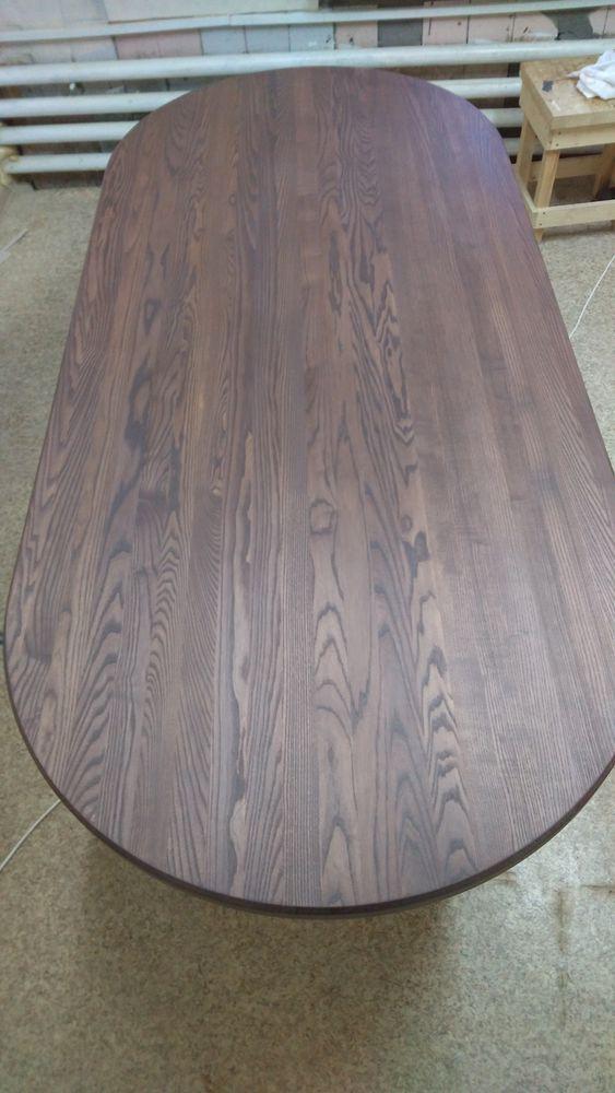 стол из массива, из массива, дубовый стол, мебель на заказ, стол для сада, для ресторана