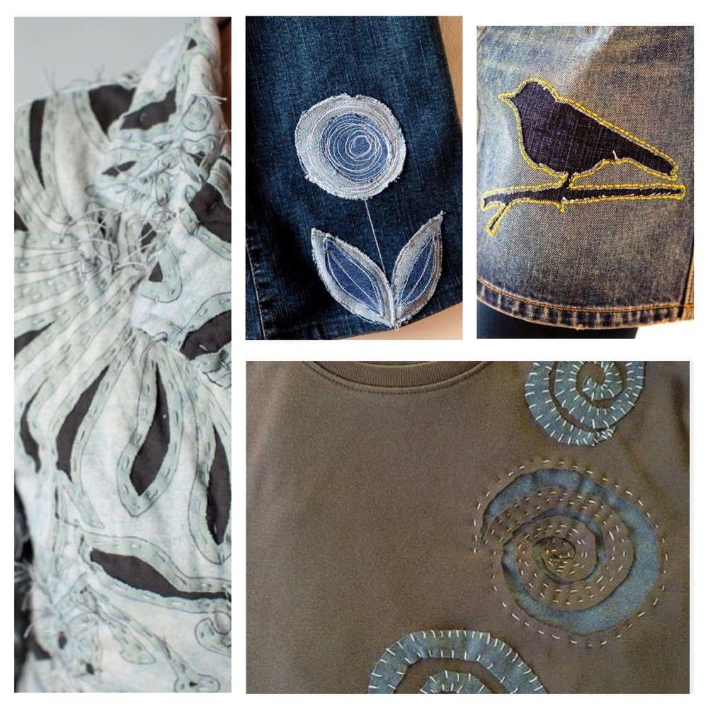 Детали решают все, или Превращаем обычную одежду в арт-объект, фото № 19