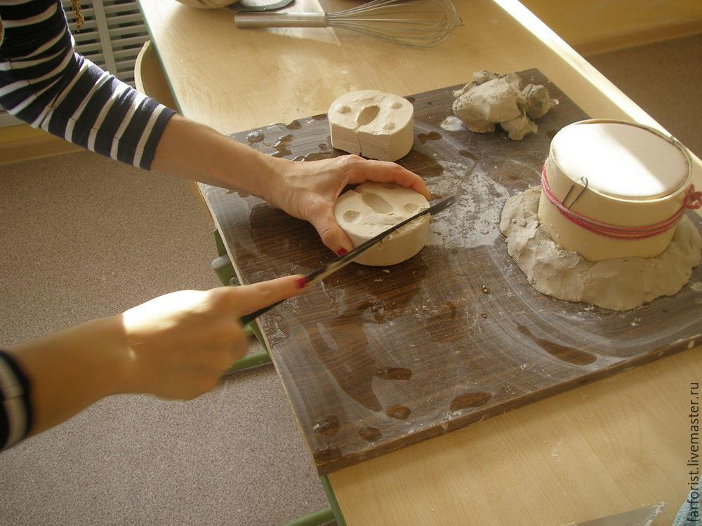 искусство формовки, дизайн фарфора