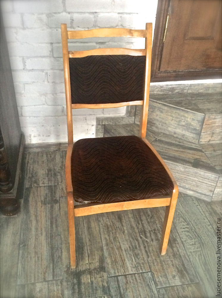 Restoration of an Old Chair: As Good as New!, фото № 2