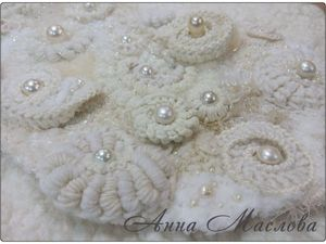 Очарование и разнообразие белого фриформа.. Ярмарка Мастеров - ручная работа, handmade.
