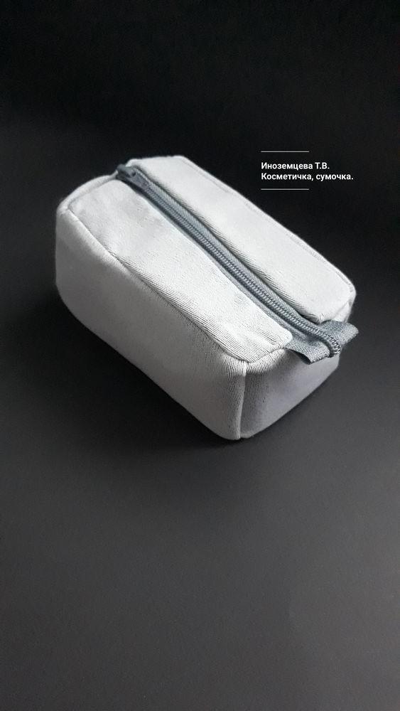 косметичка, текстильная сумка