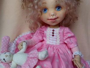 Куколки уже в продаже. Ярмарка Мастеров - ручная работа, handmade.