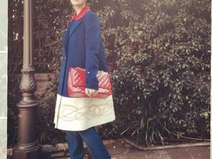 Ксения Собчак — возможная первая модная леди всей России. Ярмарка Мастеров - ручная работа, handmade.