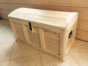 Для хранения вещей, сундук из дерева, мебель из массива. Ярмарка Мастеров - ручная работа, handmade.