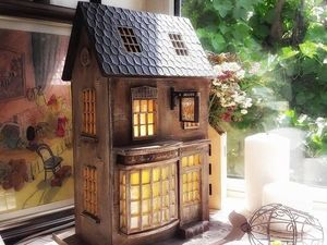 "чайная Лавка ""Alice in Wonderland tea shop"". Ярмарка Мастеров - ручная работа, handmade."