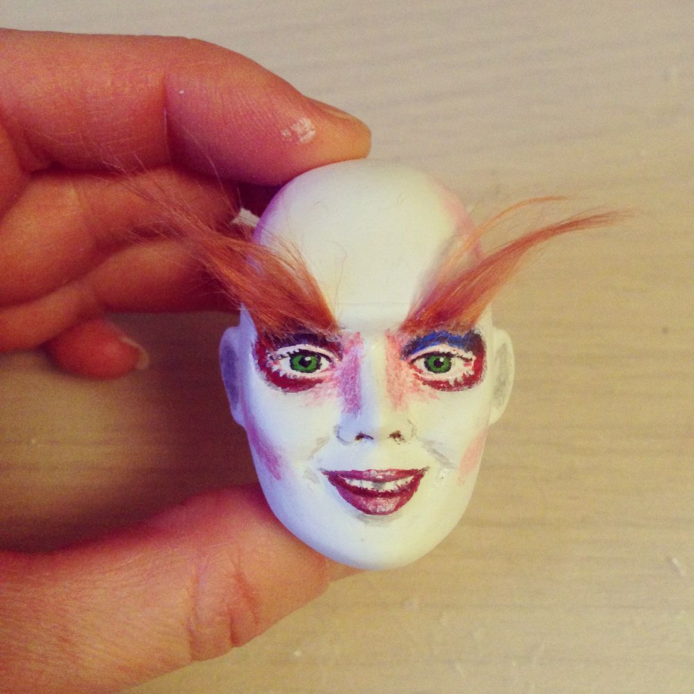 кукла ручной работы, портретная кукла, алиса в стране чудес, интерьерная кукла, процесс создания