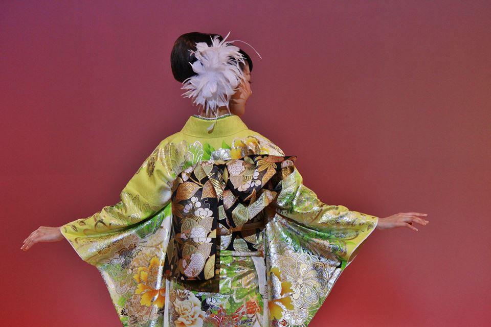 японская высокая мода