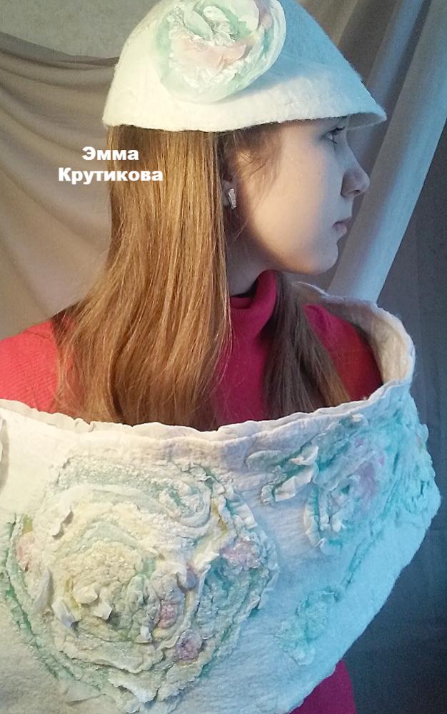 эмма крутикова, своими руками, нежность, весна