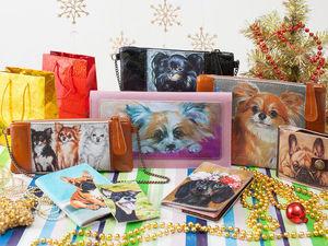Прекрасная новогодняя коллекция совместно с Дарьей Красновой!. Ярмарка Мастеров - ручная работа, handmade.