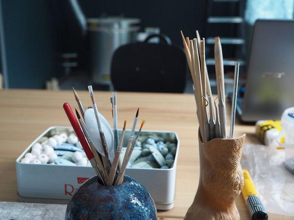 Craft Studio — Saving Island for a Creative Person. Livemaster - handmade