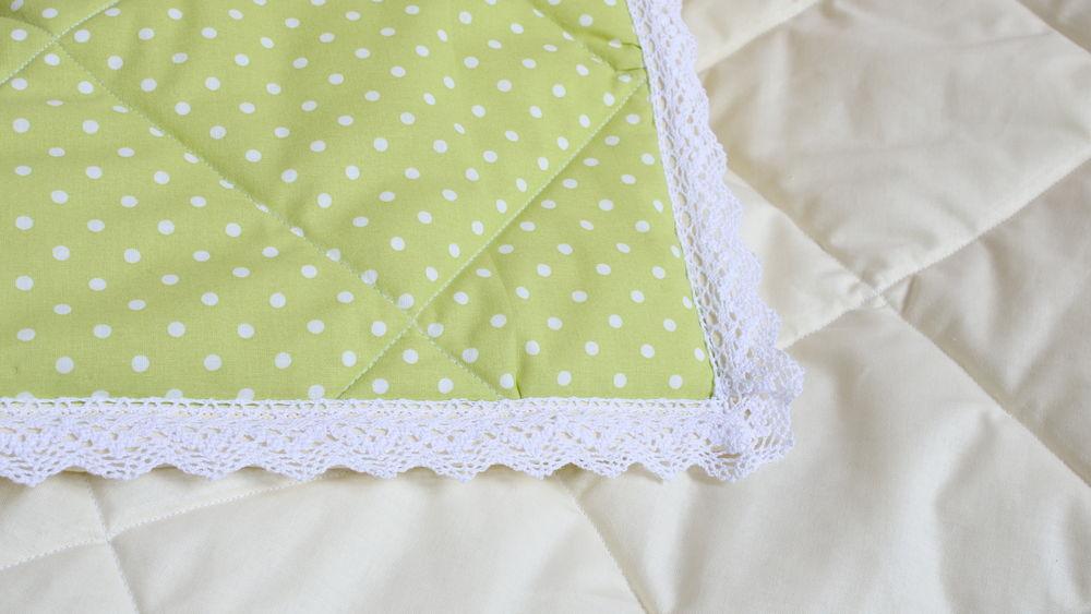 бортики, бортики в кроватку, стеганое одеяло, постельное бельё