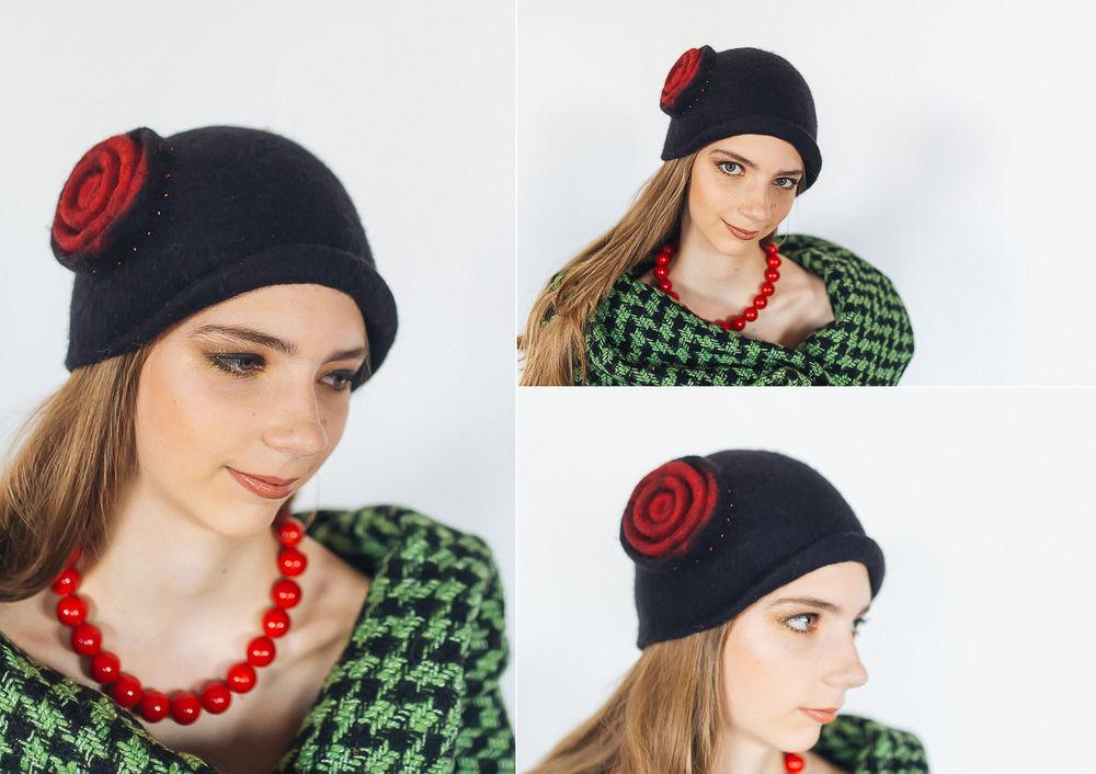 валяние шёлк, шляпка своими руками